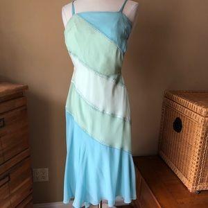 Betsey Johnson Silk Evening Dress
